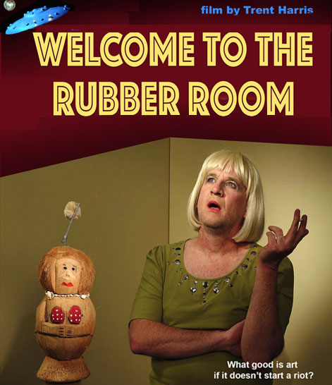 Welcome to the Rubber Room blu-ray