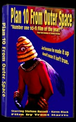 Plan 10 From Outer Space DVD
